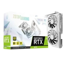 کارت گرافیک زوتاک GAMING GeForce RTX 3070 Twin Edge OC White Edition 8GB